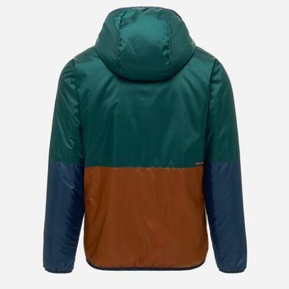 Teca Cálido Hooded Jacket