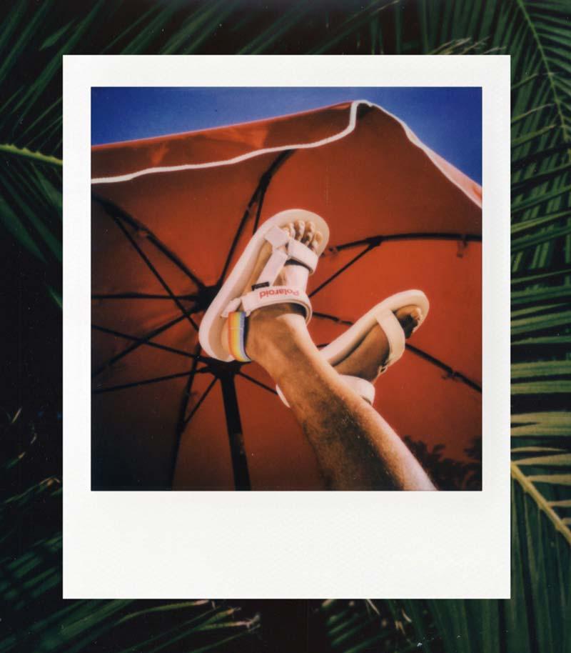 Teva X Polaroid - Polariod picture